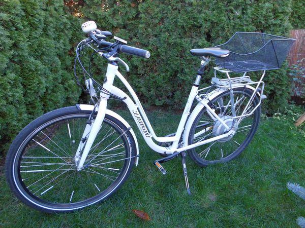 Diamant Saphir Pedelec E-Bike Ride