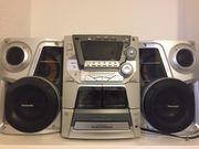Panasonic CD Stereo System SA-AK44