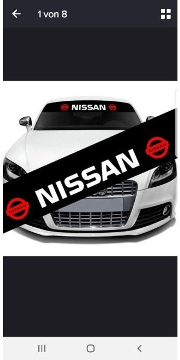 Verkaufe Folie Audi oder Nissan