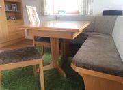 Esstisch Eckbank 4 Stühle