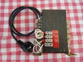 Elektronik - Netzteil Trafo 220 V 17