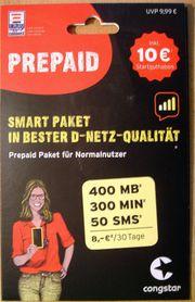 Prepaid-Simkarte