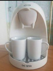 Neues DE SINA Kaffemaschine mit
