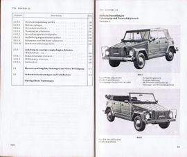 Sonstige Teile - VW 181 VW Kübel original