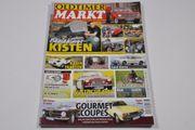 Oldtimer MARKT 06 2014 - Mercedes