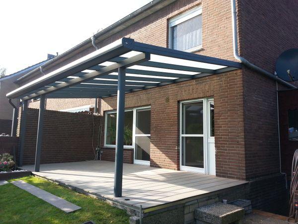Terrassenüberdachung 5m x 3m mit
