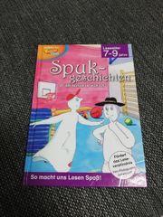 Kinderbuch Spukgeschichten