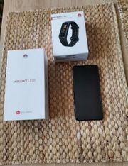Huawei P 20 mit ban4