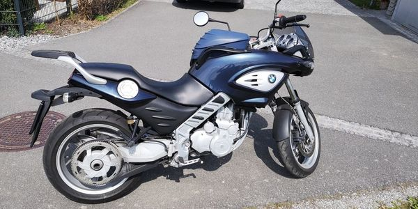 BMW F 650 CS Sporttourer