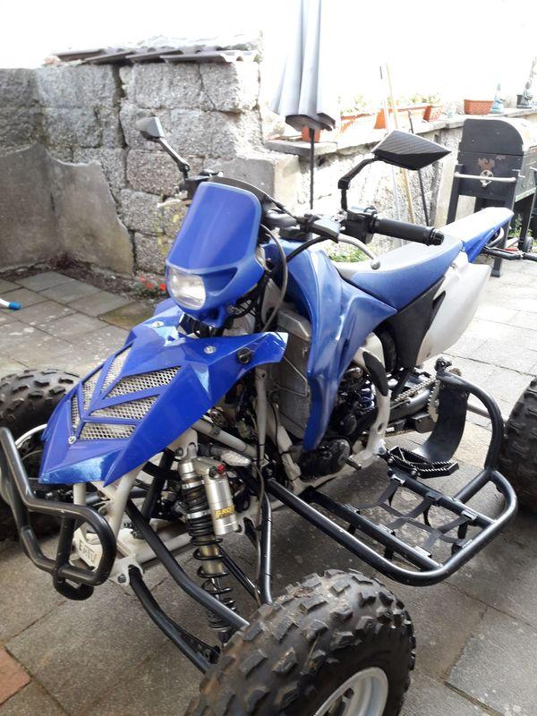 E-ATV Racing YZ 450 R