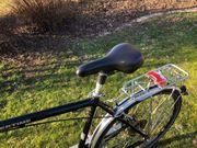 Herren-Trecking-Fahrrad Rahmengröße 57 wenig gefahren