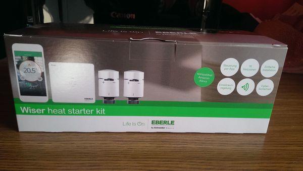 Verkaufe Eberle Wiser Starter Kit