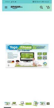 Yoga Fitness TV Trainer