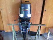 Yamaha 3-Zylinder 2-Takt Kurzshaft Außenbordmotor