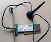 Wireles LAN PCI Adapter FOXCONN