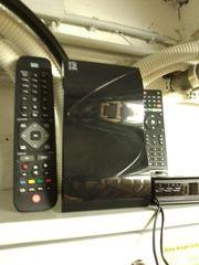 Philip TV mit Receiver Antenne