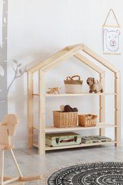 Bücherregal für Kinder Kinderregal TINA