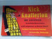 Nick Knatterton über 60 Jahre