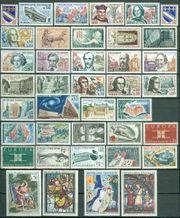 Frankreich postfrisch Jahrgang 1963 komplett