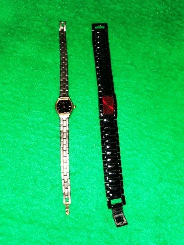 2x Damen Uhren