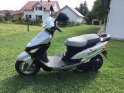 gebrauchter Motorroller mit 45 KM