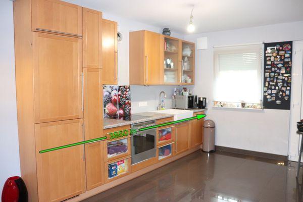 Nolte Küche Gebraucht in Frankfurt - Küchenzeilen, Anbauküchen ...