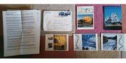 Postkarten mit Motiven von Projekten