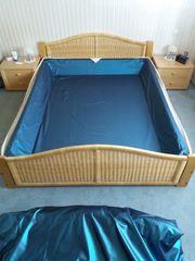Wasserbett Kommode Nachtkonsolen