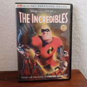 The Incredibles English Regional code