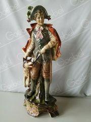 Porzelan Figur Gräfenthal 43 cm
