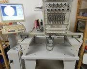 Fortron Stickmaschine F8110PC 10Nadeln
