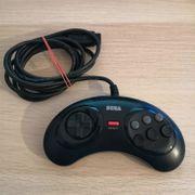 Original Sega Mega Drive 6-Button-Controllpad