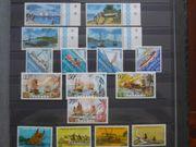Briefmarken - Schiffe mit Falkland Inseln