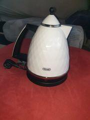 Wasserkocher Delonghi NEUWERTIG Wasser Kocher