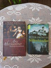 2er-Set historische Kriminalromane