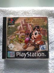 PS1 Spiel Hugo das Geheimnis
