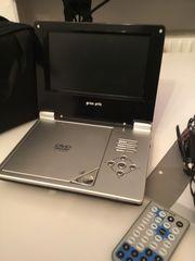 RARITÄT portabler DVD Player GranPrix