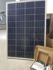 Solarpanel 100W mit solarregler bis