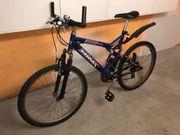 Mountainbike Guter Zustand Das Rad
