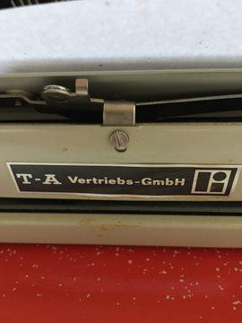 Bild 4 - TIPPA Reise - Schreibmaschine TIPPA von - Starnberg