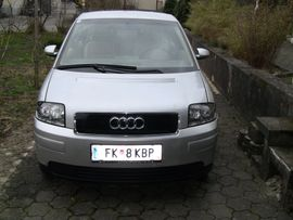 Audi Sonstige - Audi A2 1 2 TDI