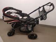 Kinderwagen Hartan Racer GTS Burberry