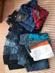 Herren Jeans Kleidungspaket Gr 48