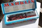 Modelleisenbahn Märklin DB Dampflok 012081-6