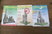 Maschinen im Modellbau Zeitschrift Oldtimer