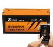 Liontron LiFePo4 Batterien verschiedener Größen