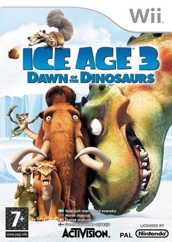 Ice Age 3 Dawn of