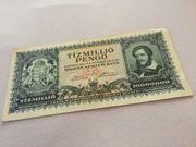 10 Millionen Pengö Banknote zu