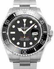 Rolex Sea-Dweller 126600 Stahl Automatik