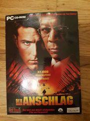Der Anschlag PC - CD-ROM